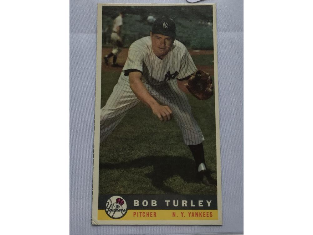 1959 Bazooka Bob Turley