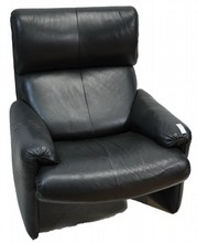 Eames Leather Chair 1960's