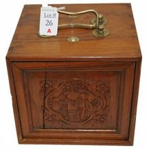 Antique Mahjong Set in Fancy Box