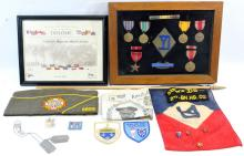 Wwii Medals/veterans Items