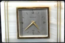 Bigelow Kennard Co Marble Clock Made In England