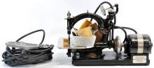 Antique 1912 Willcox & Gibbs Sewing Machine