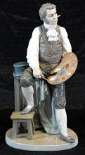 LLadro Figurine of ( The Artist )
