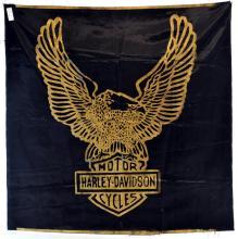 Vintage Harley Davidson Flag/banner