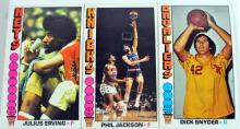 1976-77 Topps Basketball Complete Set