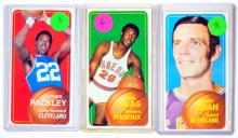 60 1969/70 and 70/71 Basketball Cards