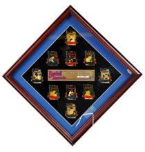 Baseball Hall Of Fame Pin Collectors Set