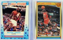 Michael Jordan Sticker Collection