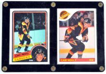 Cam Neely Rookie And Second Year Cards