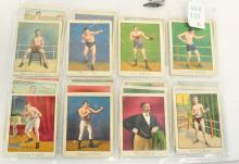 25 Mecca Boxing Cards