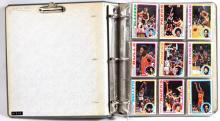 1978-79 Topps Complete Basketball Set