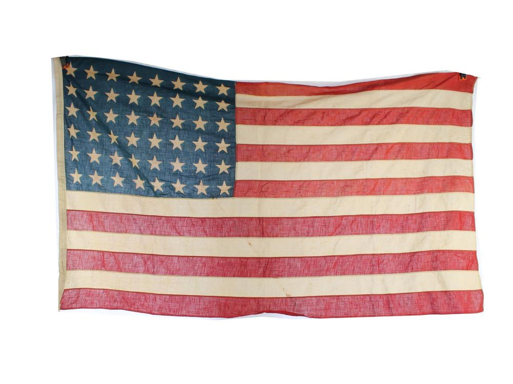 48 Star Us Flag