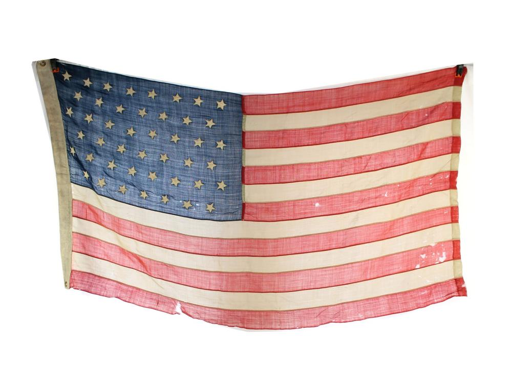 45 Star Us Flag