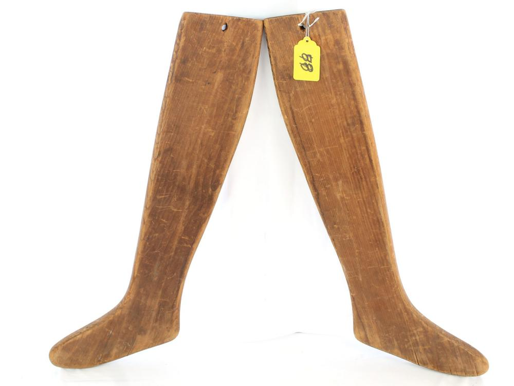 Pair Of Large Stocking Stretchers