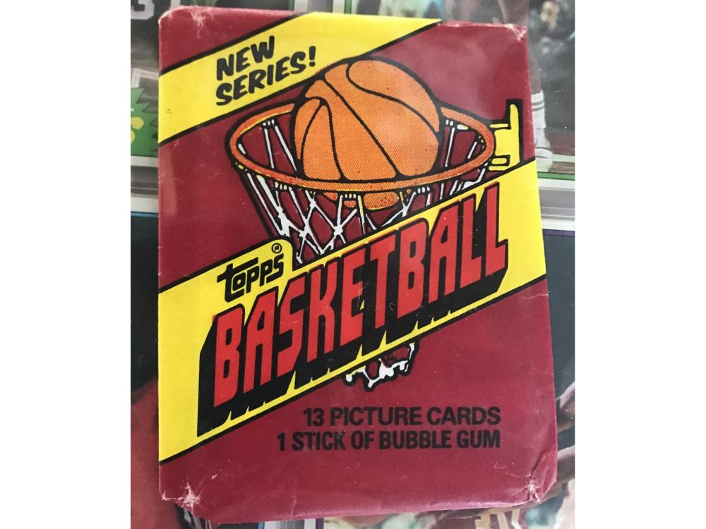 1981 Topps Basketball Complete Set (all Regions)