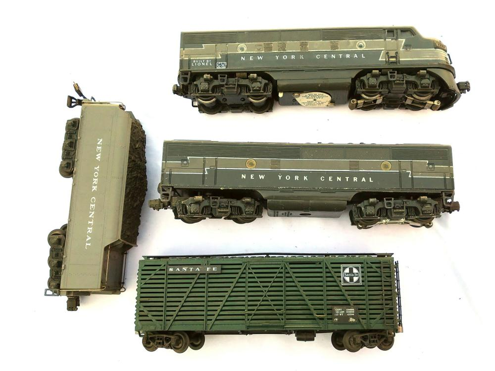 Lionel Train Set Engine 2333