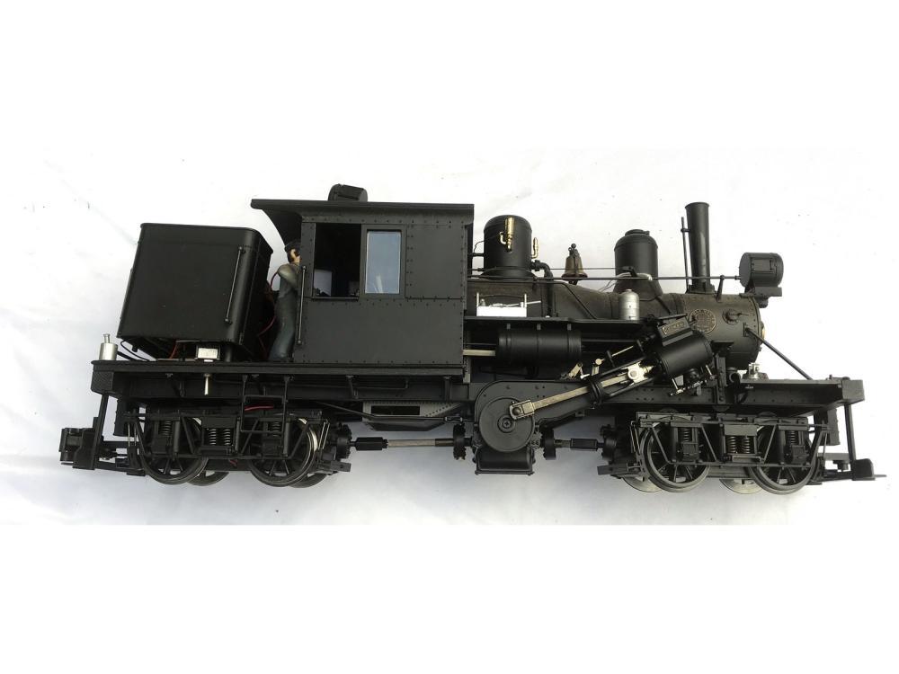 Climax Mfg Company Train Engine