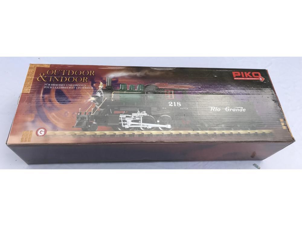 Piko #38210 Steam Loco In Original Box