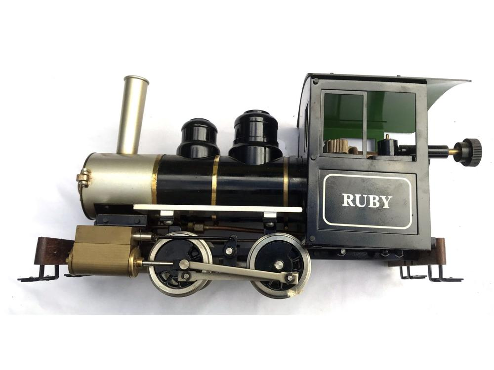 Ammc Butane Train Engine