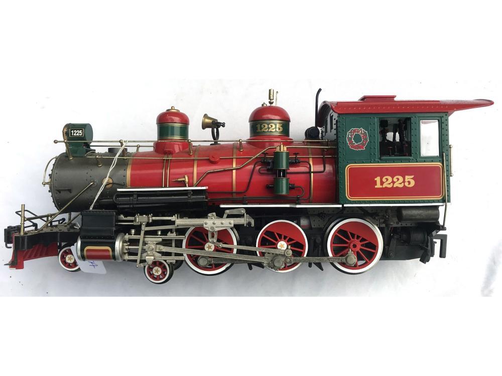 Bachman 1225 Christmas Engine