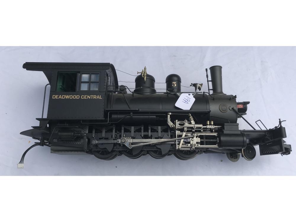 Baldwin Deadwood Central Locomotive
