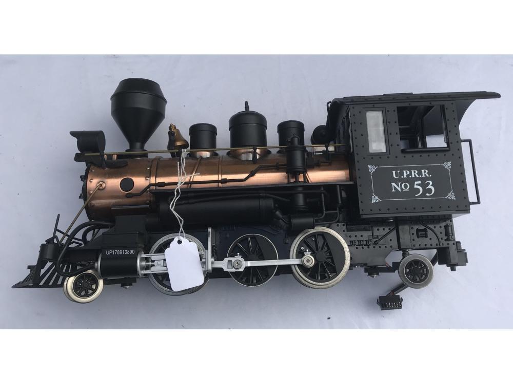 Uppr #53 Train Engine