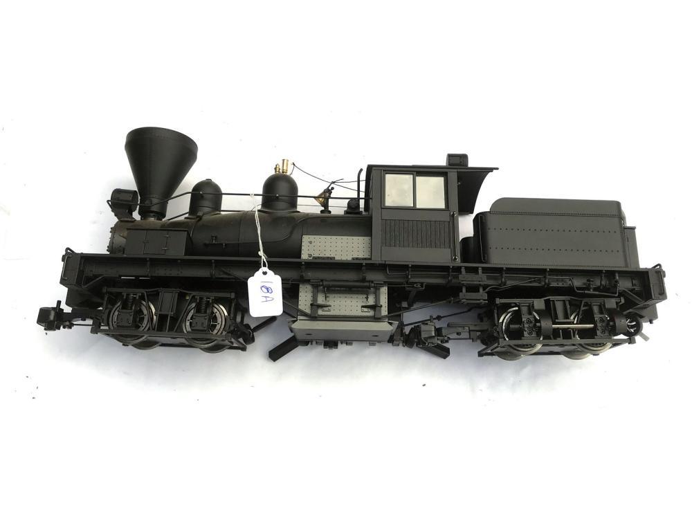 Lima Train Locomotive