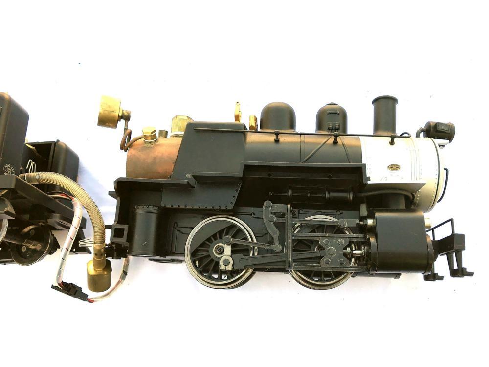 Aristo Craft Steam Engine And Tender 1209