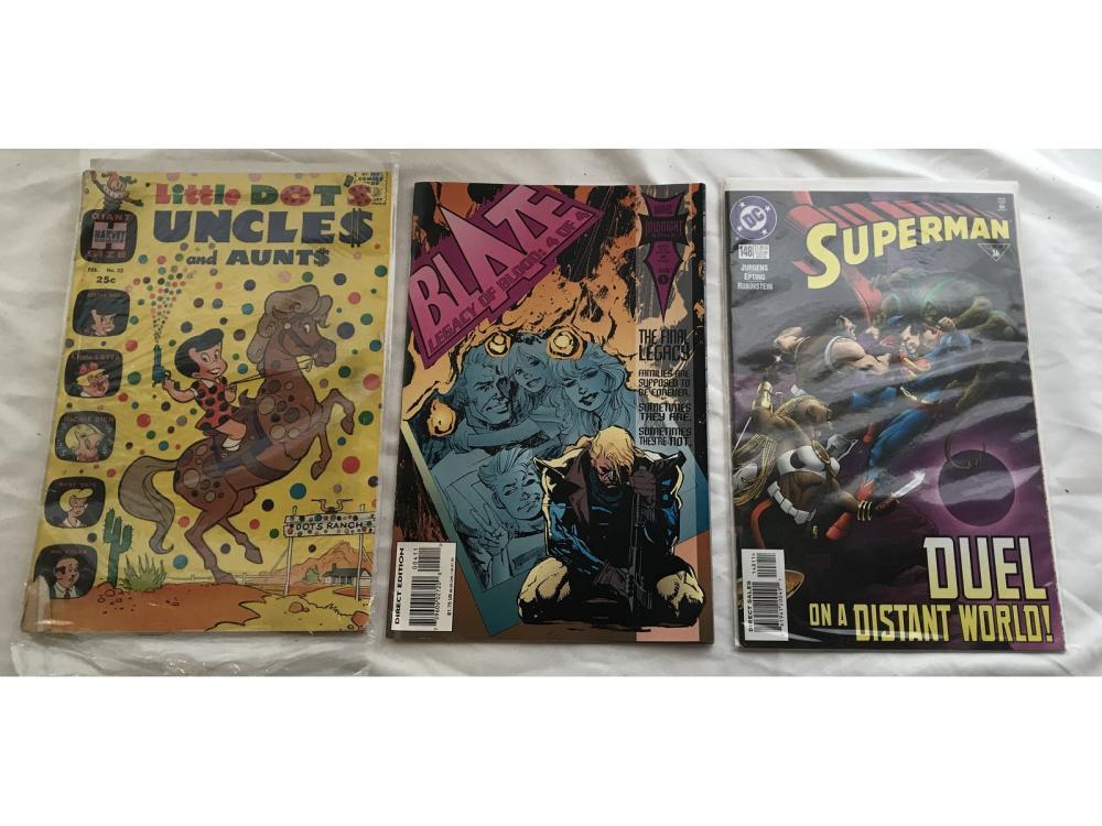 62 Estate Comic Books