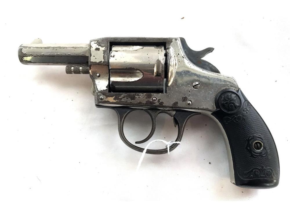 Iver Johnson 36 Cal Revolver