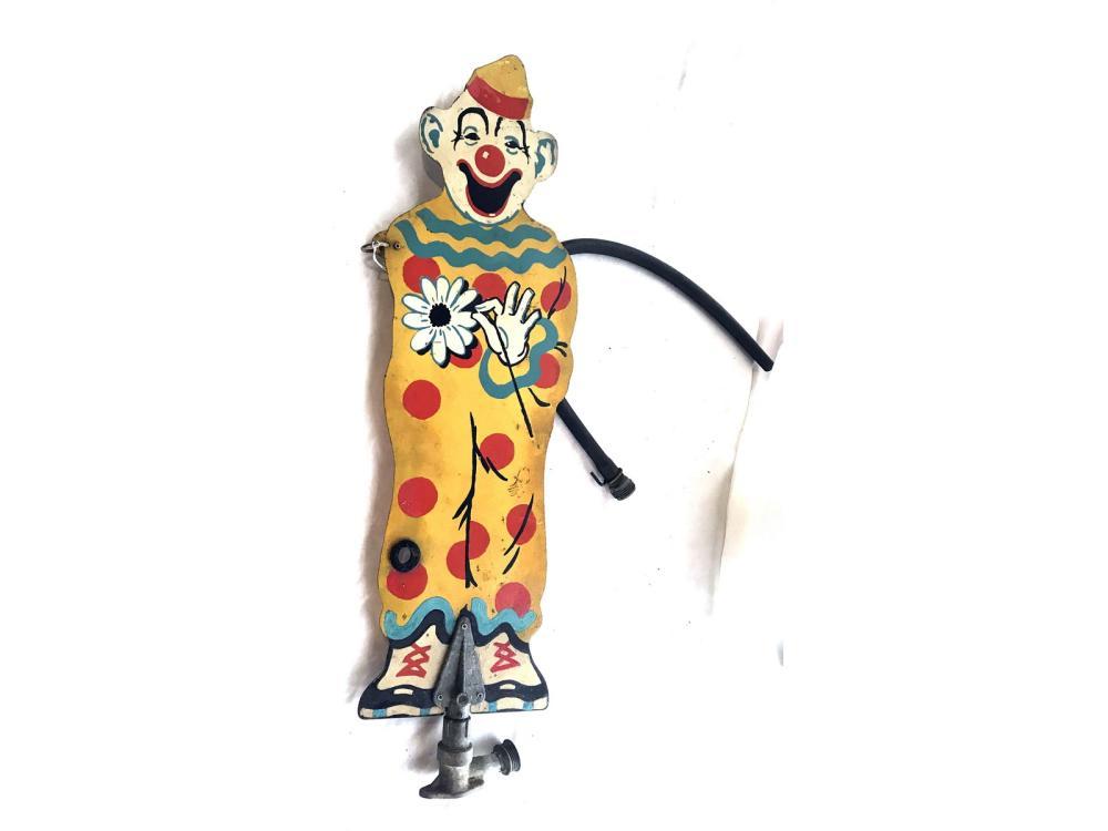 Vintage Clown Sprinkler