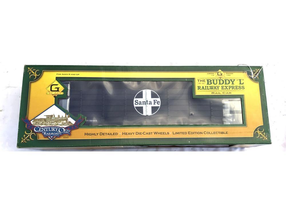 Buddy L Railway Express New In Box
