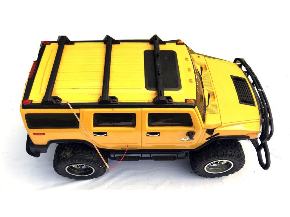 New Bright H2 Hummer Rc Car