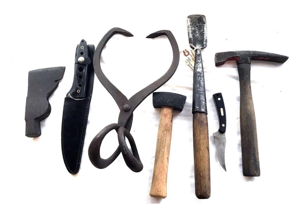 Antique Maine Tools