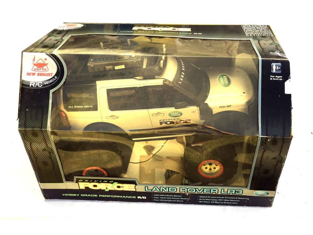 Quality Toys Remote Control Land Rover