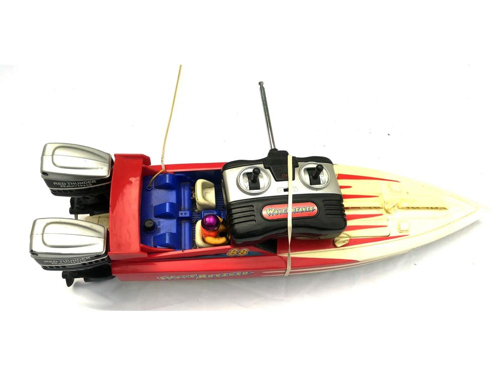 4 Remote Controlled Boats