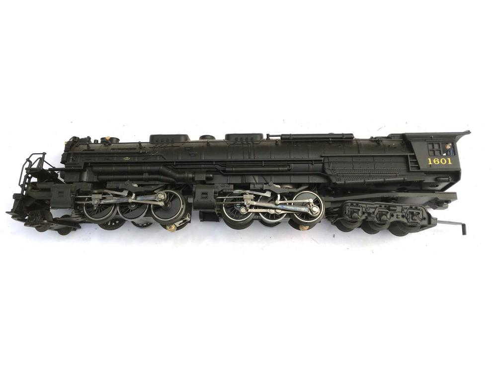 Kline Engine 1601 And Tender
