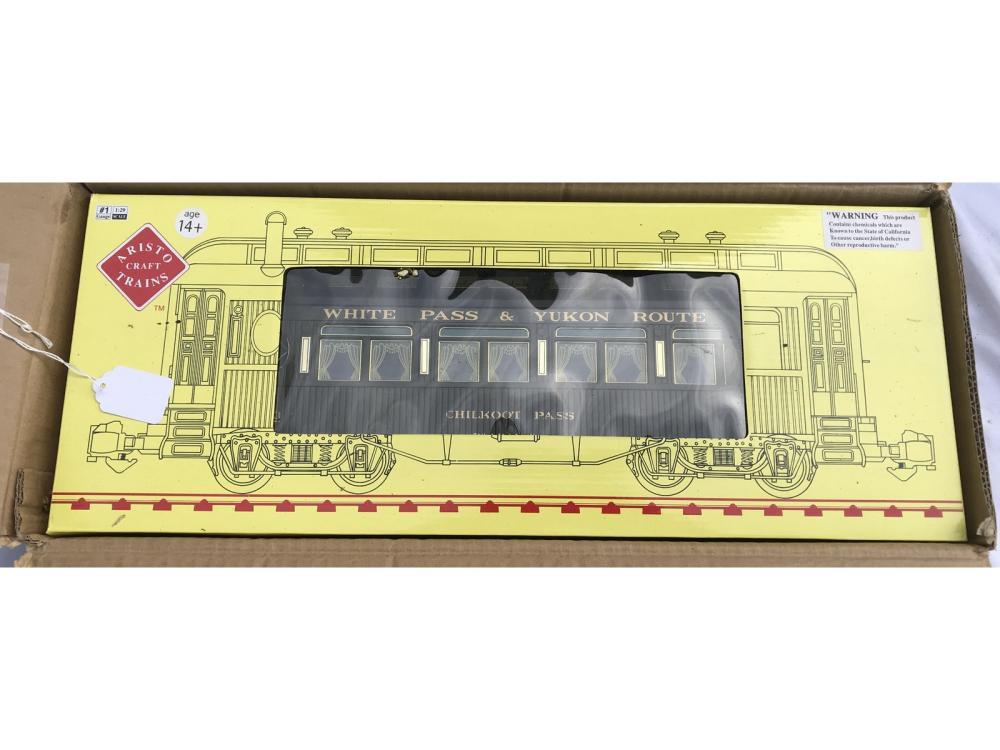 Aristo Craft Train #art 31009 New In Box