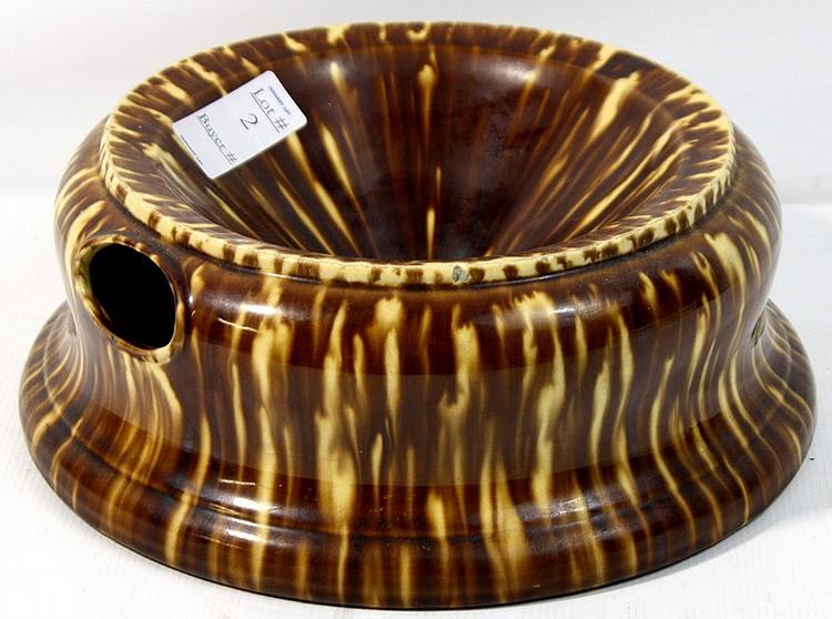 Bennington Pottery Spittoon