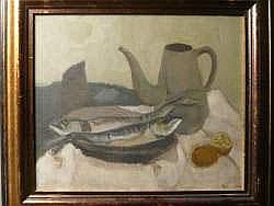 Jacques BOULLAIRE (1893-1976). - Nature morte aux