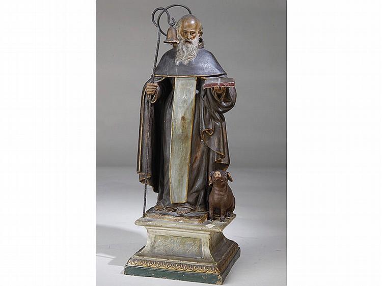RAMÓN AMADEU (Barcelona, 1745-1821) - Saint Anthony