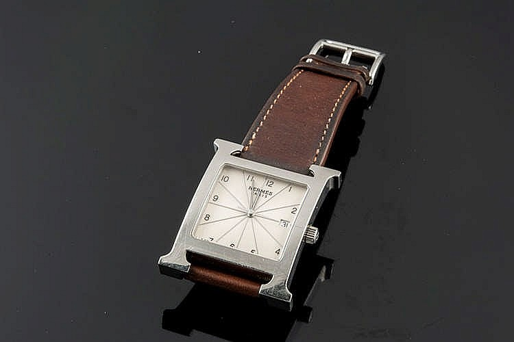 HERMÉS ZERO HOUR WRISTWATCH