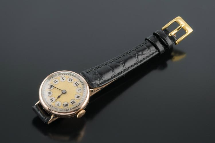 W&D, EARLY 20th C. POSSIBLE ROLEX