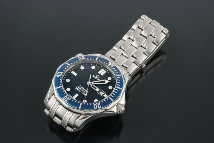 OMEGA SEAMASTER PROFESIONAL JAMES BOND WATCH