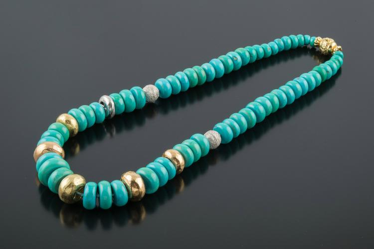 EGYPTIAN STYLE NECKLACE