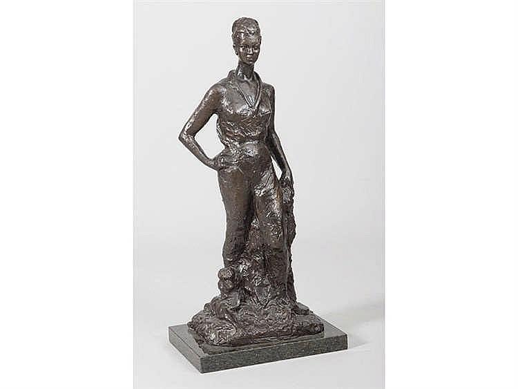 SEBASTIÁN MIRANDA (Oviedo, 1885-Madrid, 1975) Mujer