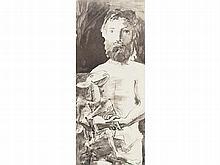 PABLO RUIZ PICASSO (Malaga, 1881-Mougins, 1973) Etude pour L´Homme au Mouton