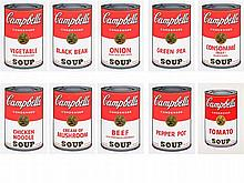 ANDY WARHOL (Pittsburgh, 1928 - New York, 1987) Campbell's soup
