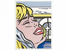 ROY LICHTENSTEIN (New York, 1923-1997) Shipboard Girl