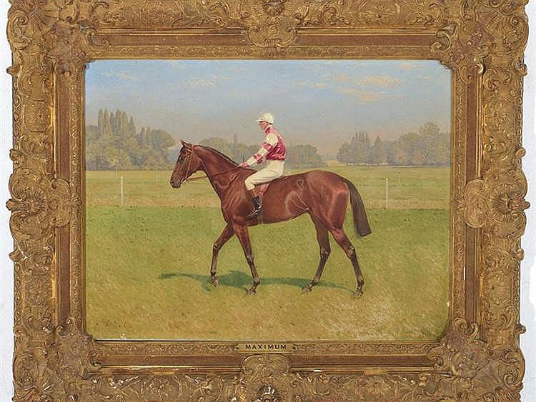 MARIE JOSEPH ERNEST LE NAIL (1842-1927) Maximum